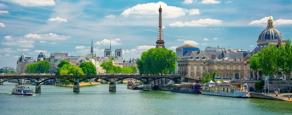 Urlaub Paris