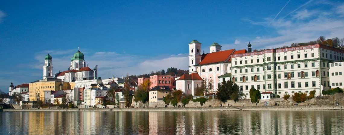 Urlaub Passau
