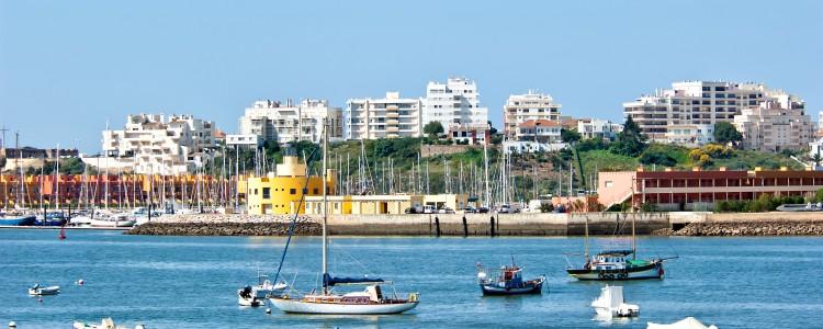 Urlaub Portimão