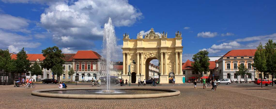 Urlaub Potsdam
