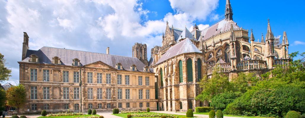 Urlaub Reims