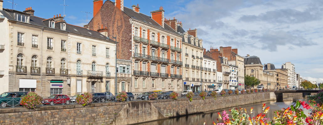Urlaub Rennes