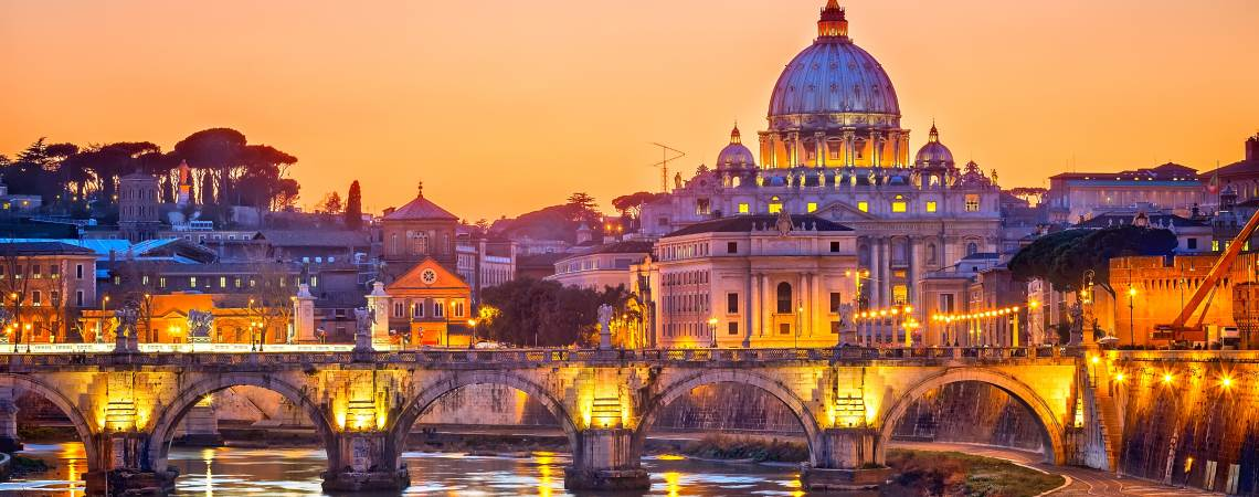 Urlaub Rom