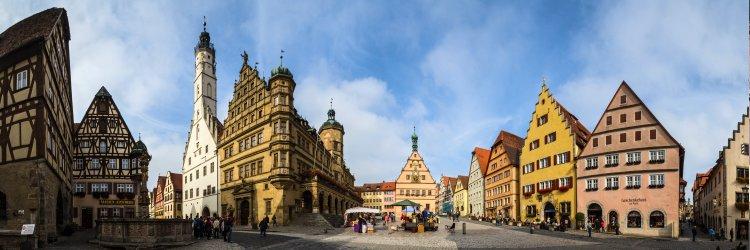 Urlaub Rothenburg ob der Tauber