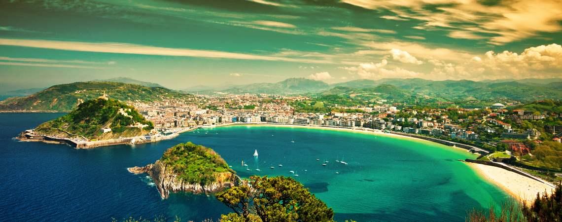 Urlaub San Sebastian