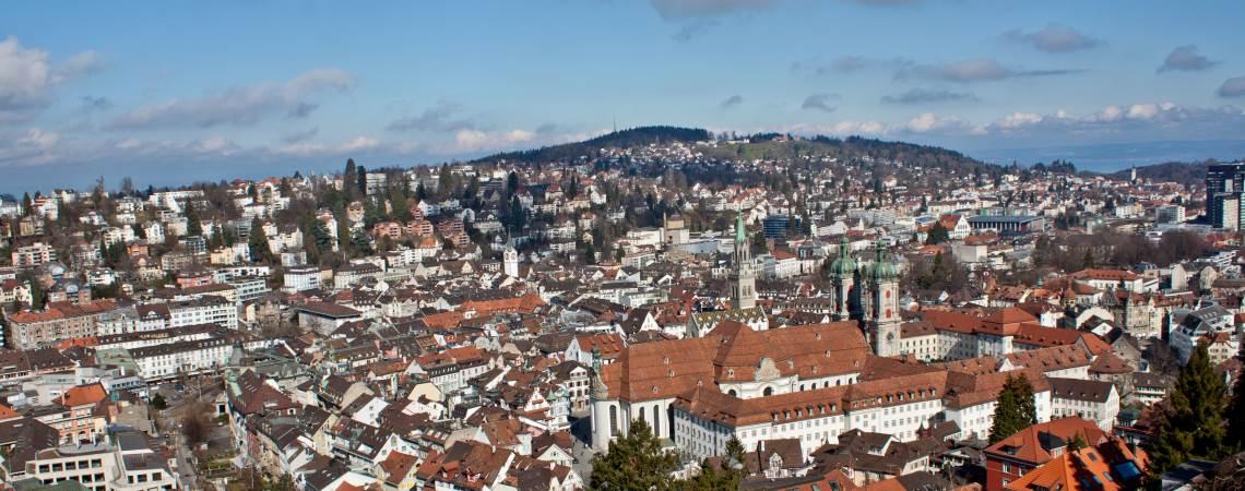 Urlaub St. Gallen