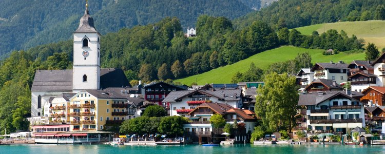 Urlaub Sankt Wolfgang