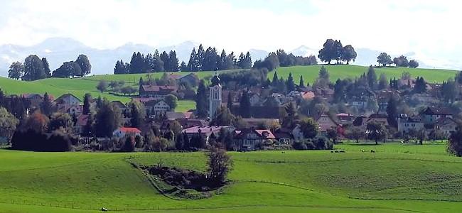 Urlaub Scheidegg
