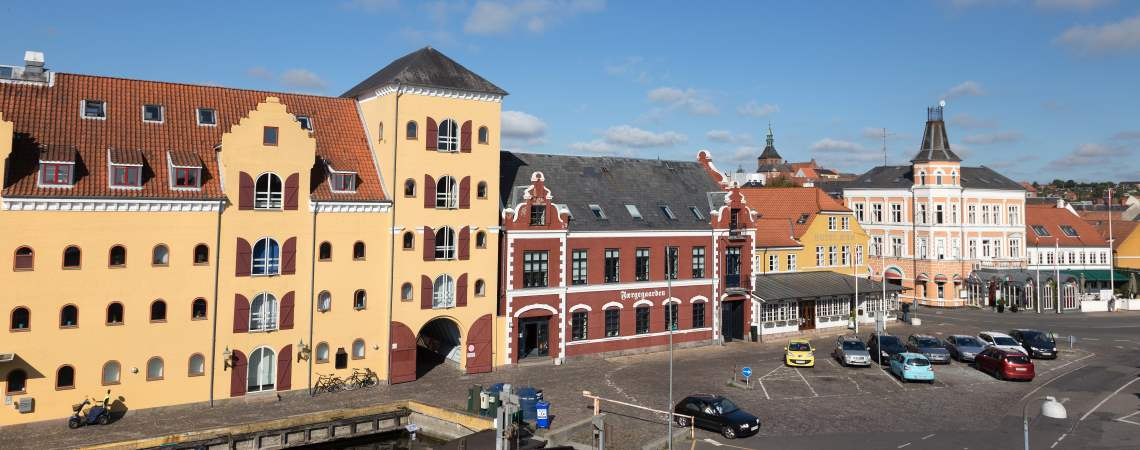 Urlaub Svendborg