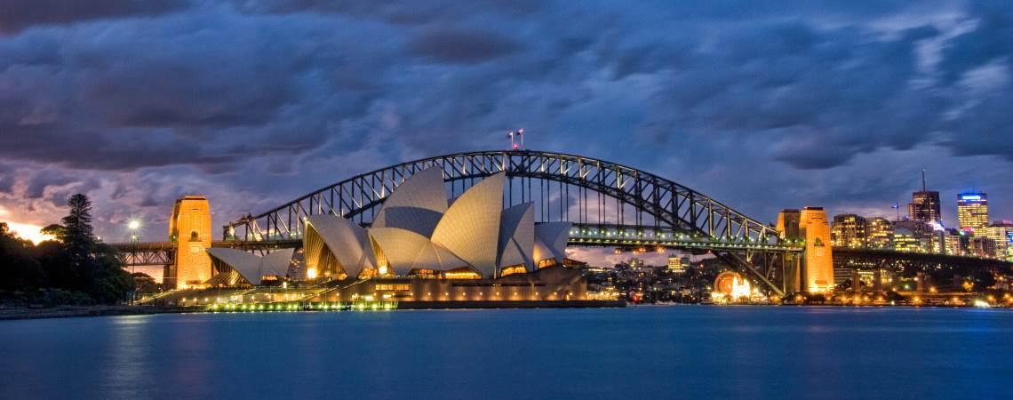 Urlaub Sydney