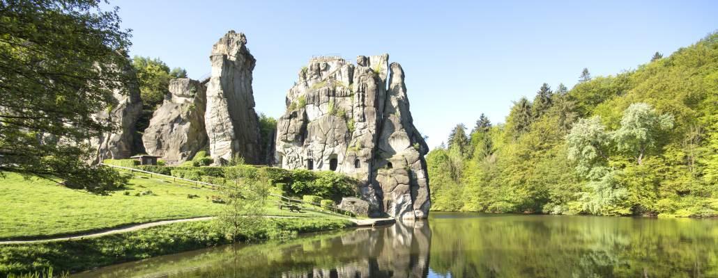 Urlaub Teutoburger Wald