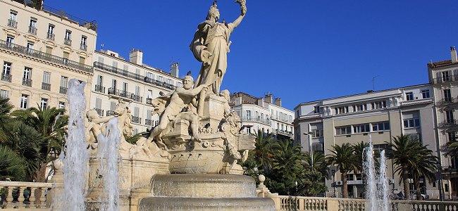 Urlaub Toulon