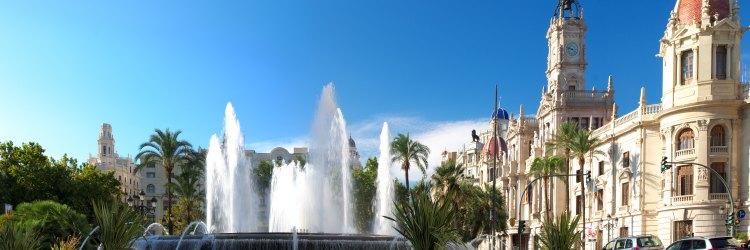 Urlaub Valencia