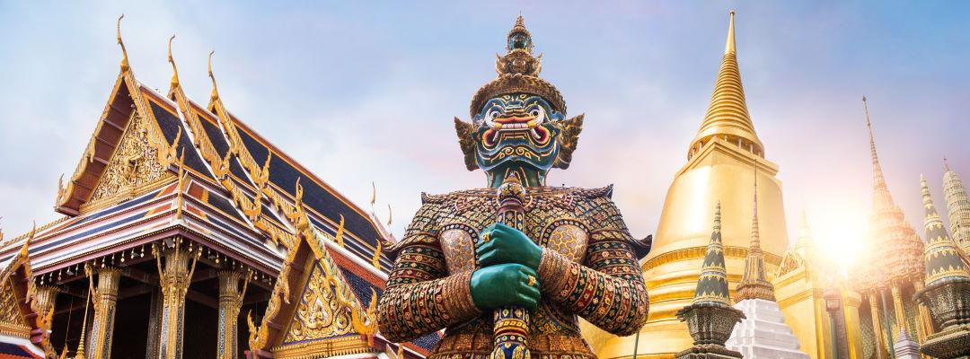 Urlaub Asien