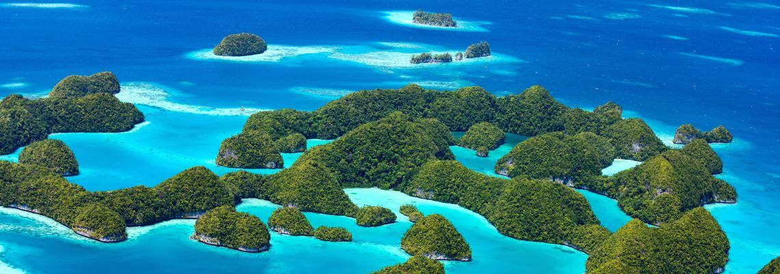 Urlaub Ozeanien